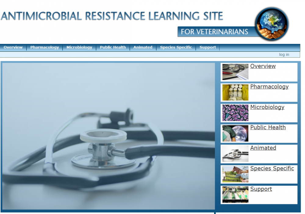 Antimicrobial Resistance - vet teaching modules