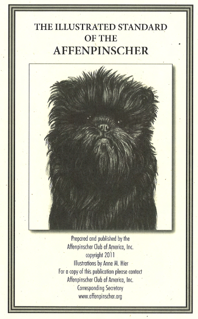 The Illustrated Standard of the Affenpinscher - Affenpinscher Club of America.png