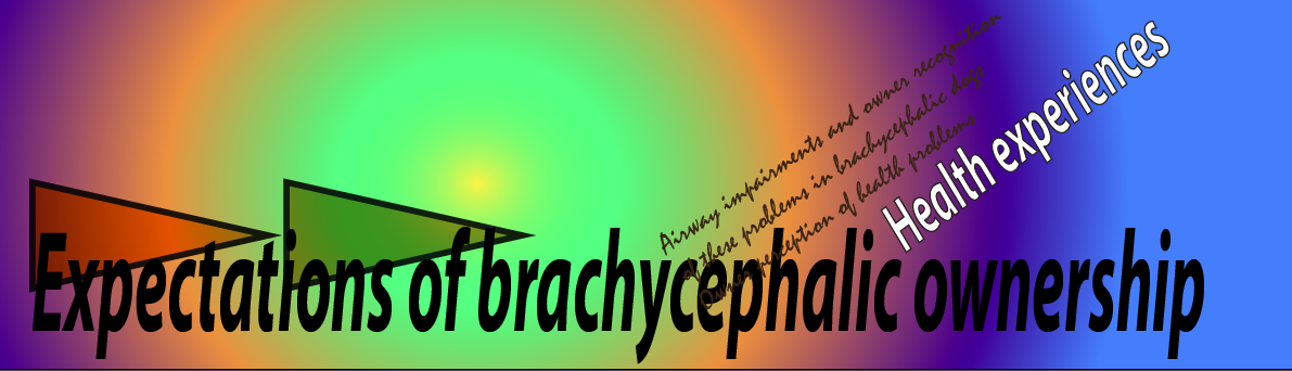 Great expectations, inconvenient truths, and the paradoxes of the dog-owner relationship for owners of brachycephalic dogs